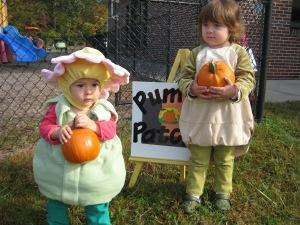 halloween, halloween costume, flower costume, alligator costume, pumpkin patch, pumpkin